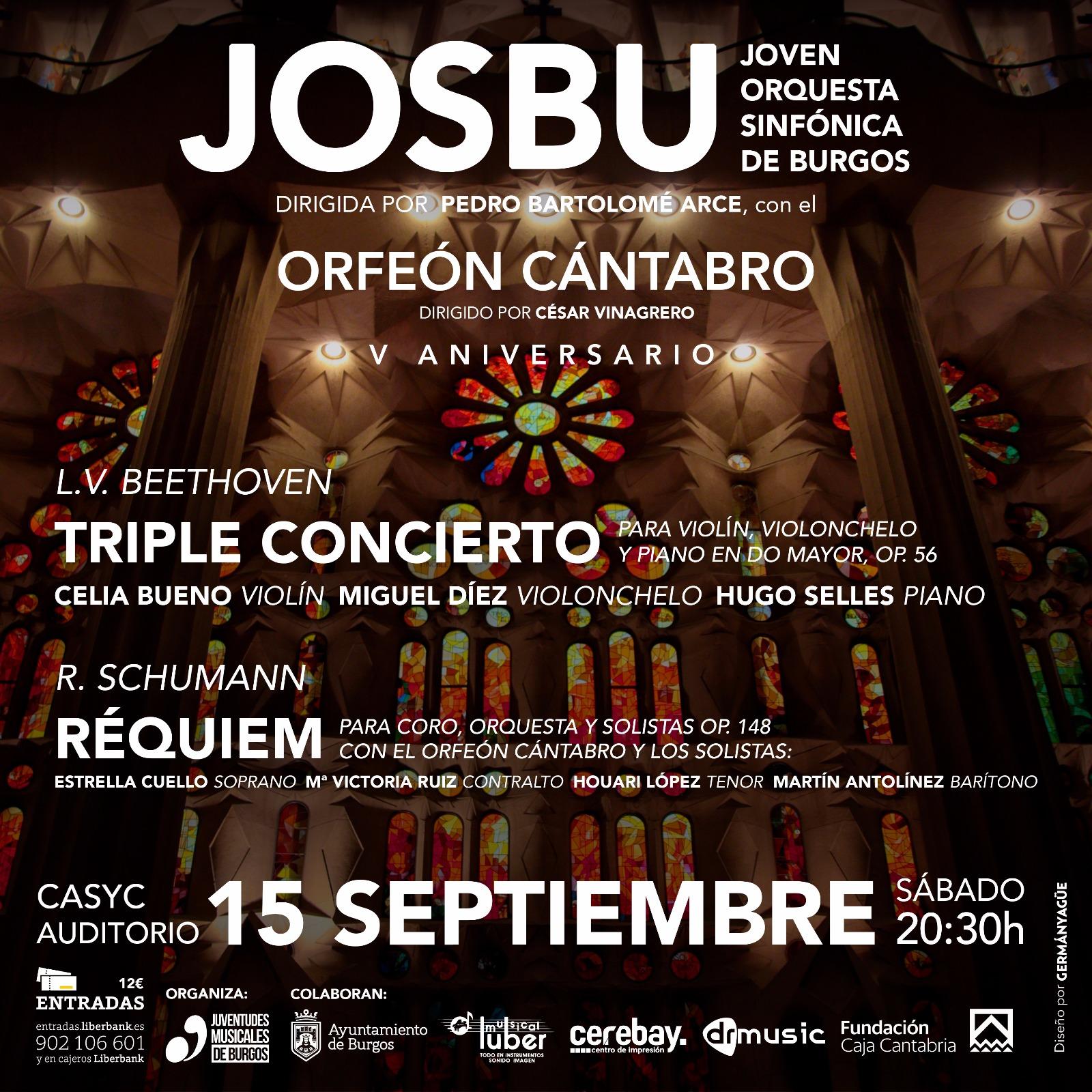 JOSBU 18-4 Santander